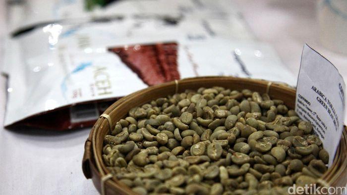 Hari kopi internasional di Jakarta, Kamis (01/10/2015). Pada hari ini (01/10), seluruh masyarakat di dunia merayakan hari kopi sedunia. Indonesia juga merupakan negara di yang menghasilkan biji kopi terbaik di dunia. Grandyos Zafna/detikcom