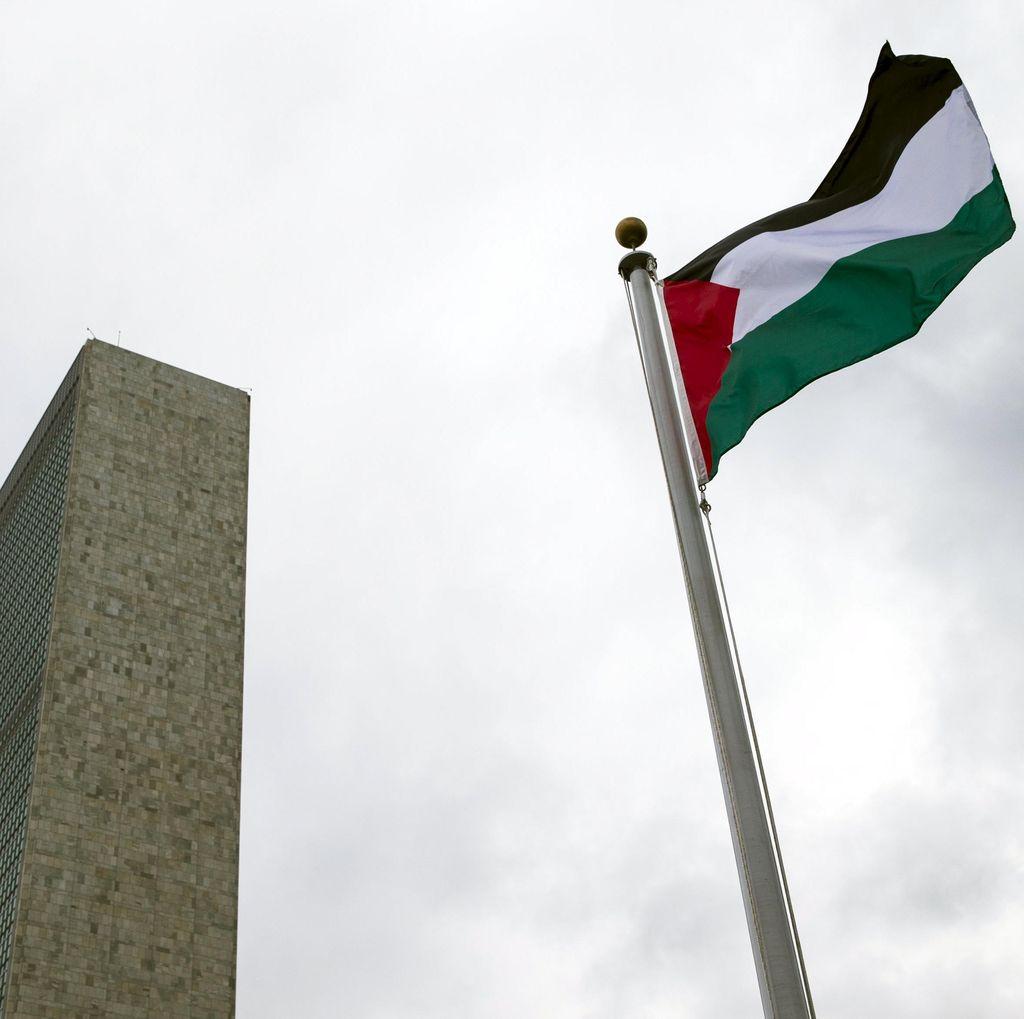 Respons Palestina soal Australia Akui Yerusalem Barat Ibu Kota Israel