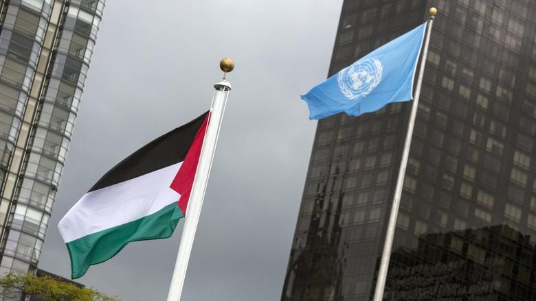 Bendera Palestina Berkibar di PBB, Komisi I DPR: Indonesia Juga Lobi-lobi