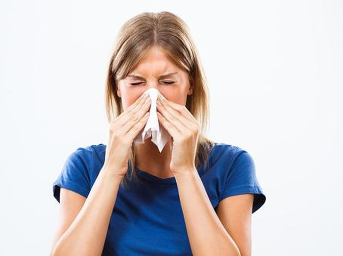 Cara cepat sembuhkan flu dan pilek/Foto: Thinkstock