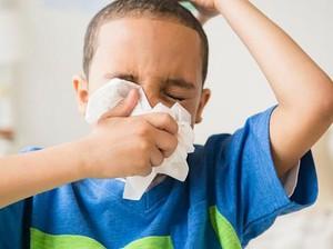 Tips Agar Anak Nggak Gampang Kena Flu di Musim Pancaroba