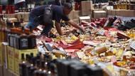 Polisi Musnahkan Ribuan Minuman Beralkohol Sitaan