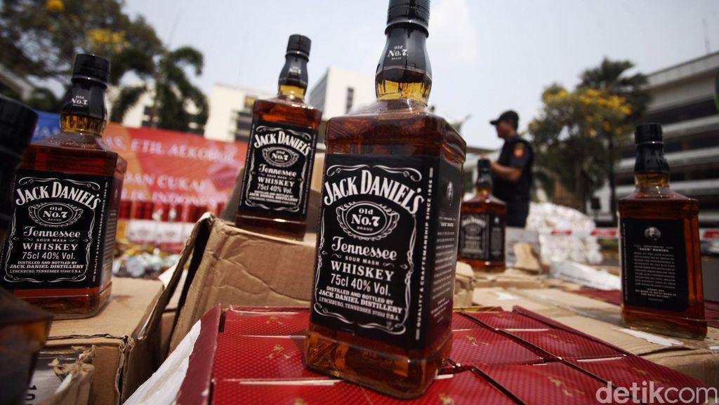 3 Fakta Bocoran Isi RUU Minuman Beralkohol