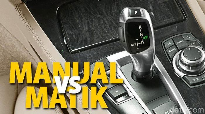 Manual Vs Matik