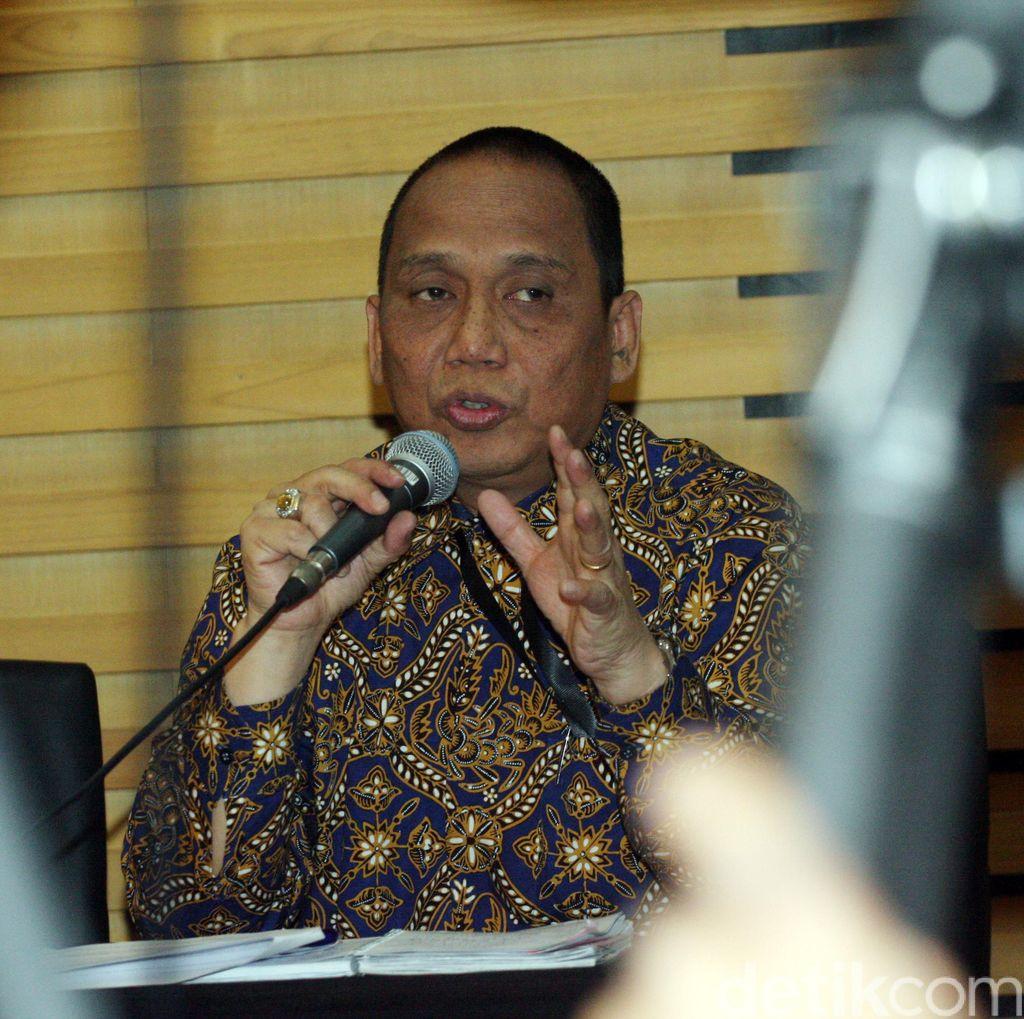 Pansel Gelar Rapat Bahas Hasil Uji Kompetensi Capim KPK