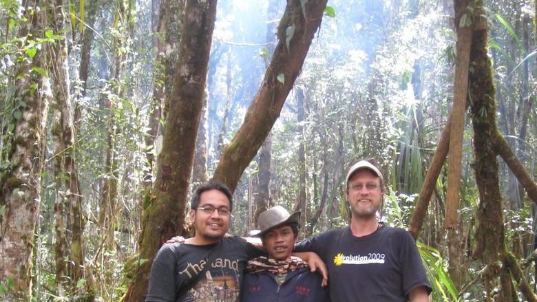 LIPI akan Eksplorasi Kekayaan Hayati Gunung Gandang Dewata