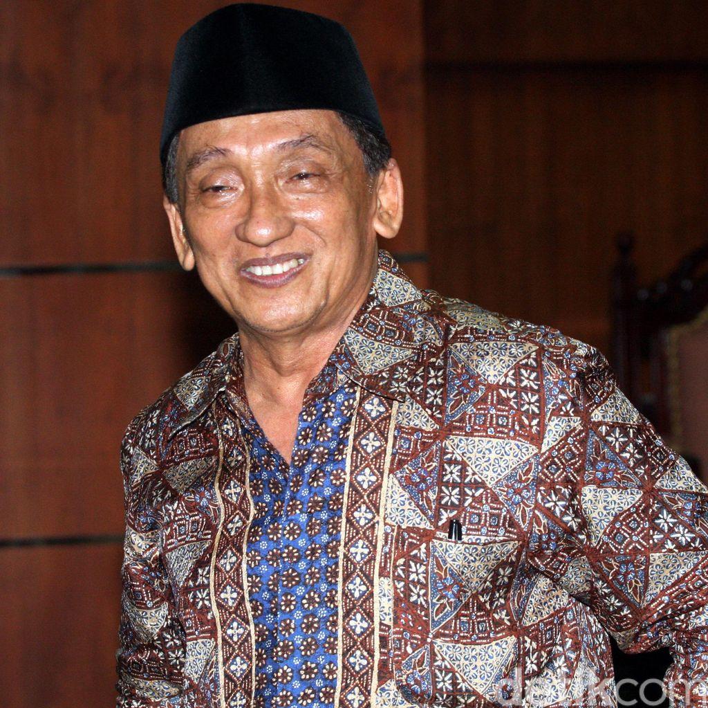Detik-detik Eks Bupati Bangkalan Fuad Amin Mengembuskan Nafas Terakhir