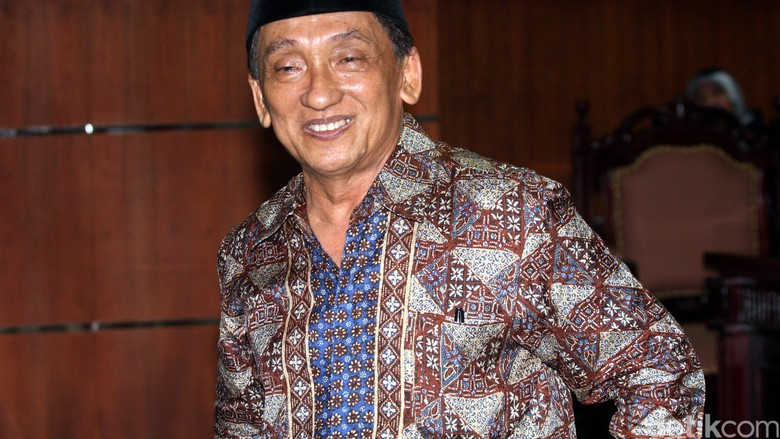 Eks Bupati Bangkalan Fuad Amin Meninggal