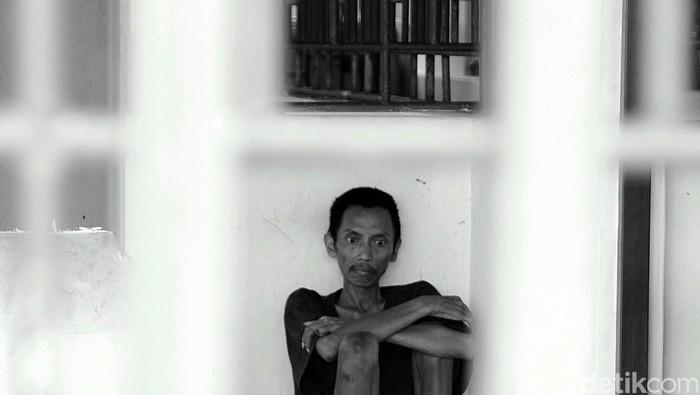 Ilustrasi skizofrenia (Foto: Rachman Haryanto)