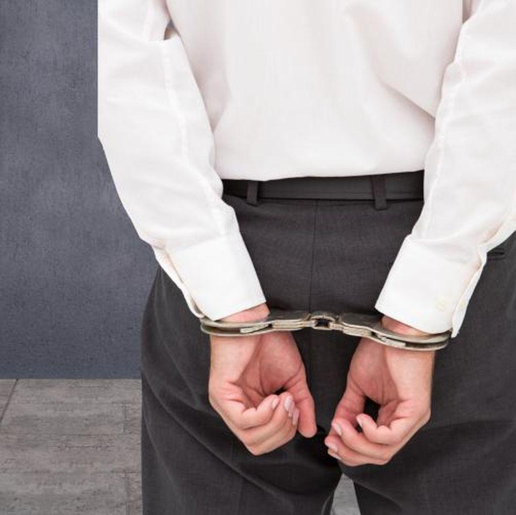 Kejati Sumut Tangkap DPO Kasus Korupsi Pembangunan Kios Pasar Horas