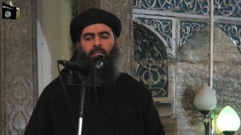 Putra Pemimpin ISIS Tewas Saat Lancarkan Serangan di Suriah