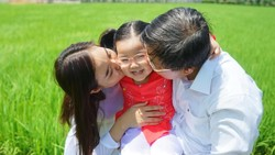 Pasangan yang Punya Anak Survivor Kanker Bisa Jadi Tim yang Baik