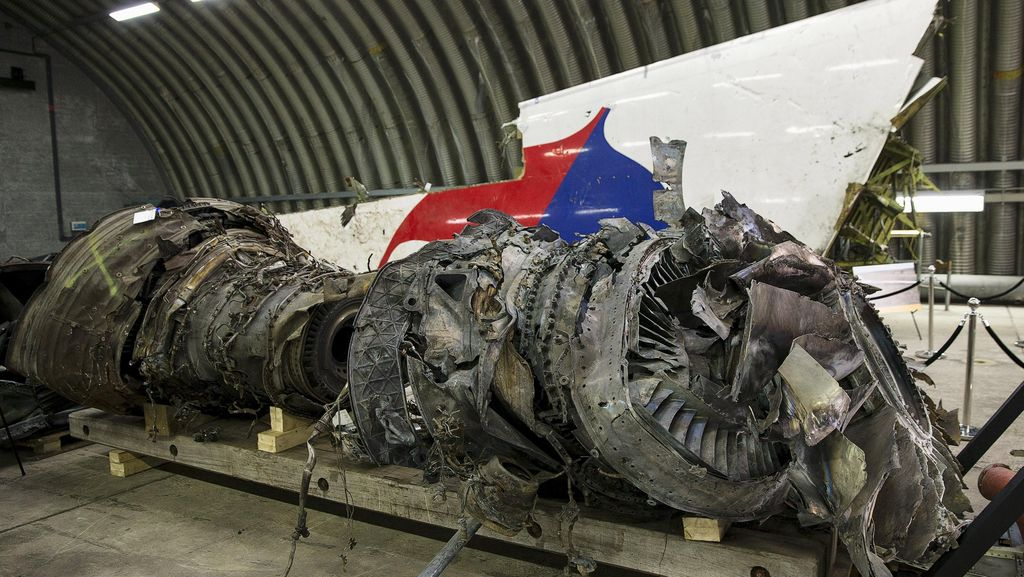 3 Warganya Jadi Tersangka Penembakan Pesawat MH17, Ini Kata Rusia