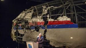 Tim Penyidik Internasional: Unit Militer Rusia Tembak Jatuh MH17