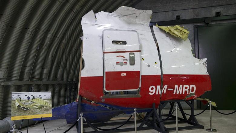 Bingungnya Belanda Pengusutan MH17 Bikin Tak Senang Malaysia