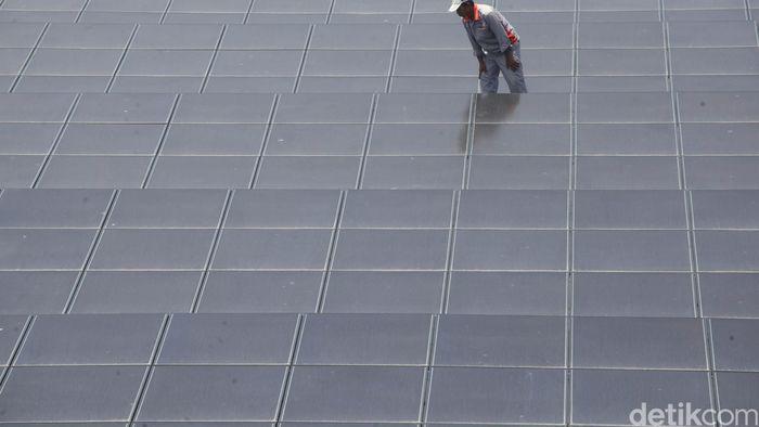 Ilustrasi Energi Terbarukan (Foto: Hasan Alhabshy)