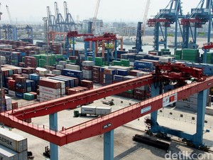 China Masih Dominasi Ekspor-Impor RI di September 2017