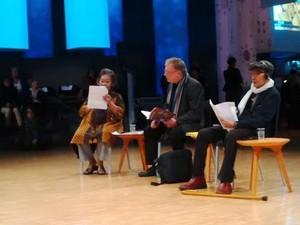 Erotisme dan Sensualitas Sastra Indonesia Dibicarakan di Depan Publik Jerman