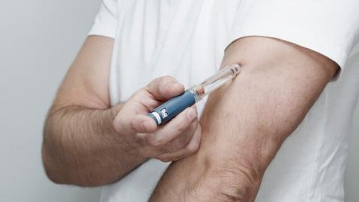 Ilustrasi insulin. Foto: Getty Images