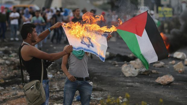 Solusi Damai Palestina, AS Fokus pada Keamanan Israel