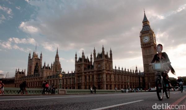 Budget Direct Travel Insurance yang menganalisis tagar Instagram dan data lokasi geografis untuk mengungkap tempat paling populer di seluruh dunia bagi wanita yang bepergian sendirian. Posisi pertama diduduki oleh London, Inggris. (Andi Saputra)