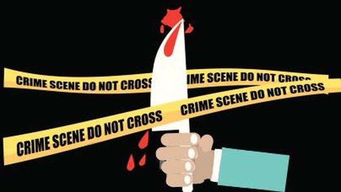 Ilustrasi pembunuhan. Foto: detik