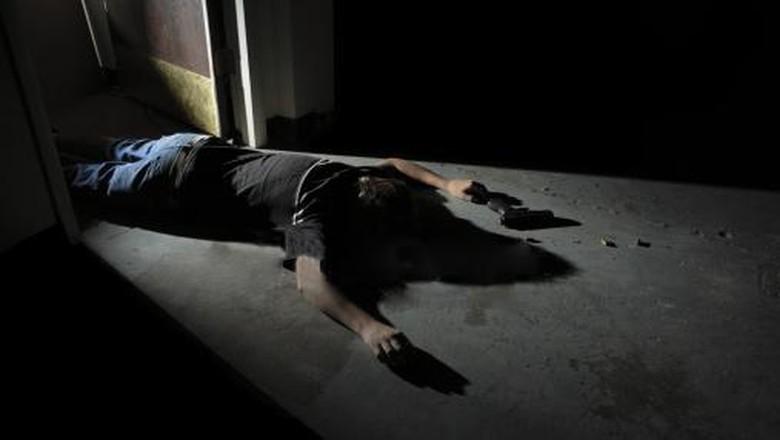 Ketahuan Chatting dengan Pria Lain, Istri di Bekasi Dibunuh Suami