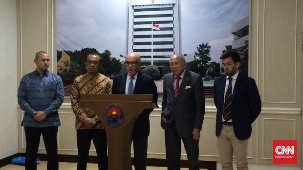Indonesia punya hubungan baik dengan Dorna Sports.
