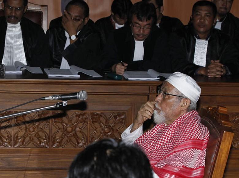 Tim Abu Bakar Baasyir Siapkan Bukti Baru Hadapi Sidang PK di PN Cilacap