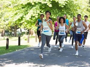 Keputihan Jadi Lebih Banyak karena Lari? Ini Penjelasannya dari Ahli