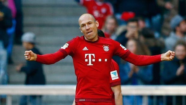 Arjen Robben menilai kekuatan uang belum tentu menghadirkan kemenangan PSG.