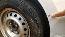 Pemilik Mobil B 1 WTO Penembak Taksi Express Diduga Pakai Alamat Palsu