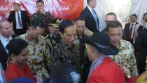 Seribuan WNI di AS Sambut Meriah Kehadiran Jokowi dan Iriana