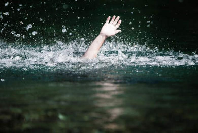 Santri Sukabumi Tenggelam Usai Tolong Teman