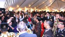 Seribuan WNI di AS Berbelasungkawa Atas Wafatnya Nenek Jokowi