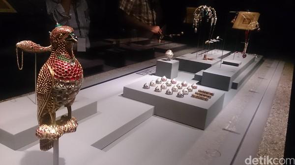Cukup dengan masuk ke situs resmi Museum Islamic Art dan memilih bagian visiting, traveler akan diarahkan ke kolom tur online yang terbagi menjadi beberapa bagian. Contohnya seperti tur virtual Chinese Trail, Highlights Tour dan lainnya (Fajar Pratama/detikcom)