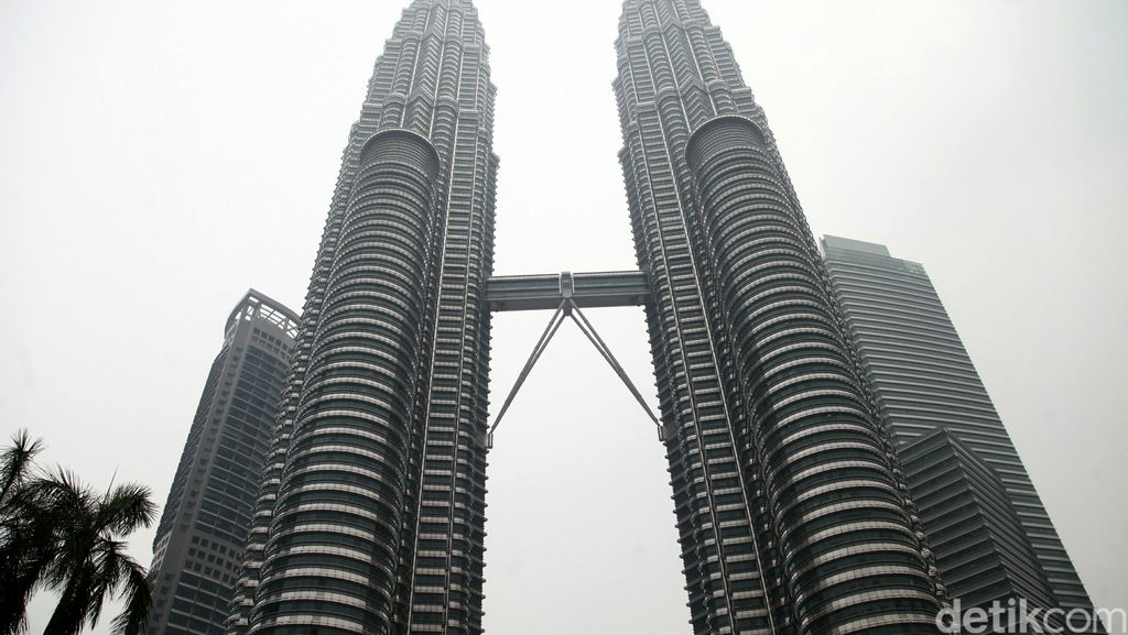 Investor Malaysia Mau Bangun Menara Petronas Tertinggi di Aceh