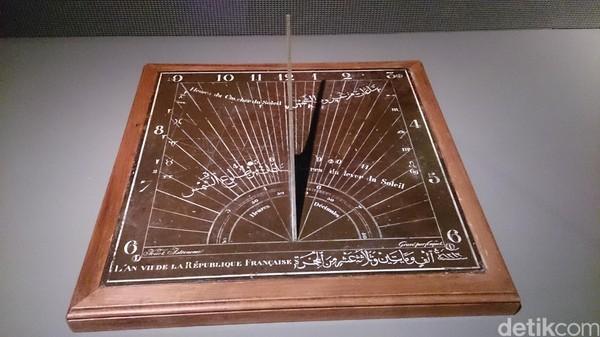 Ada juga jam tradisional untuk mengukur waktu dari zaman dahulu (Fajar Pratama/detikcom)