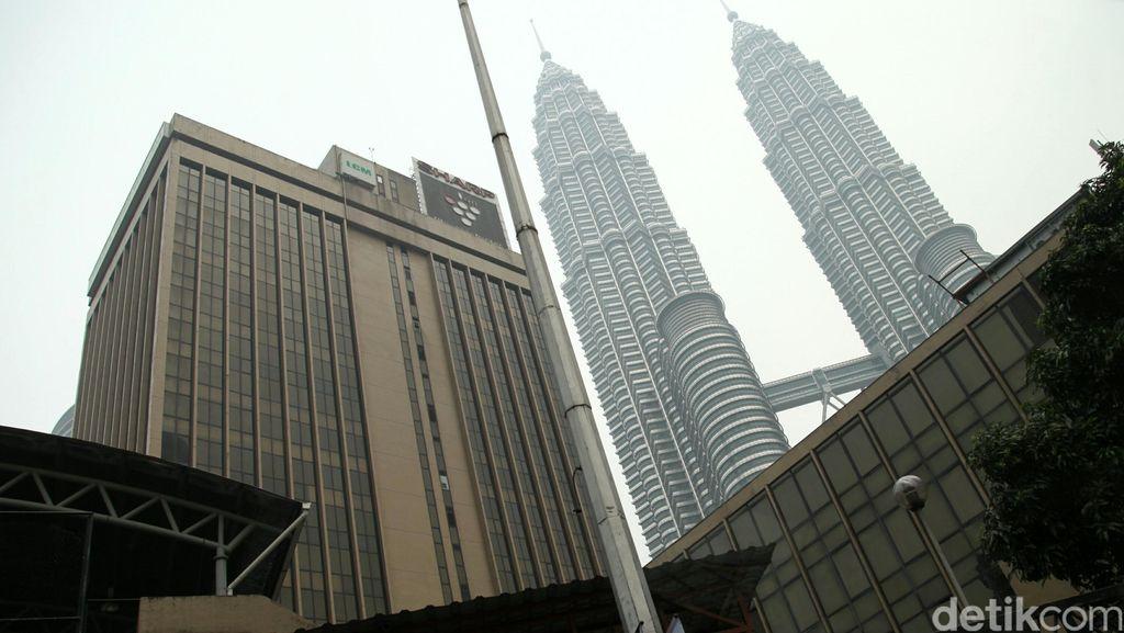 PGN Bakal Gugat Petronas di Arbitrase Hong Kong