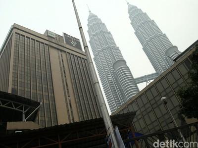 Malaysia Hentikan Visa buat Turis China Terkait Virus Corona