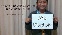 Kisah Dawwi, Anak Disleksia dengan Cita-cita Tinggi