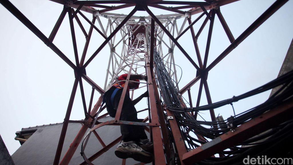 STI Lepas Tower Demi Fokus ke 4G LTE