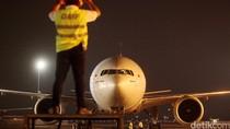 Garuda Protes ke Boeing Gara-gara Retak di Pesawat