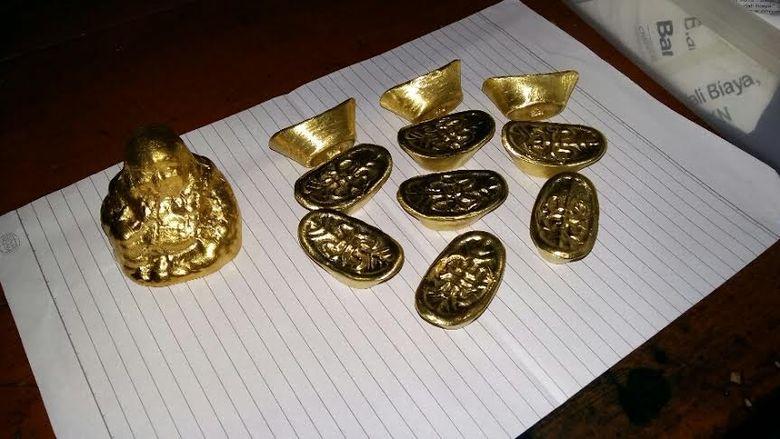 Tak Cuma Di Surabaya Kasus Harta Karun Emas Palsu Juga Terjadi Di