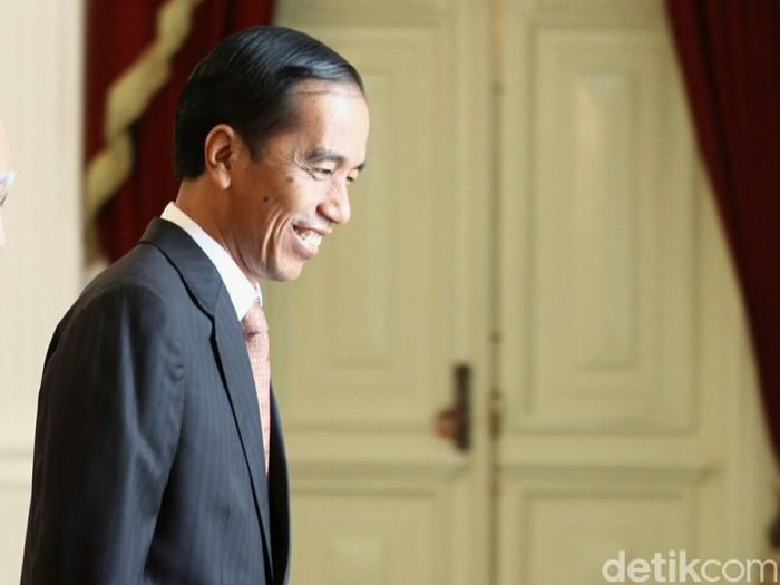 Presiden Jokowi. Foto: Agung Pambudhy