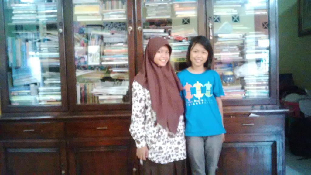 Kakak Nadia Juga Penulis, Usia 12 Tahun Sudah Terbitkan 23 Buku
