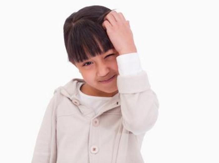 Penyebab Rambut Anak Kutuan Dan Cara Tepat Mengatasinya