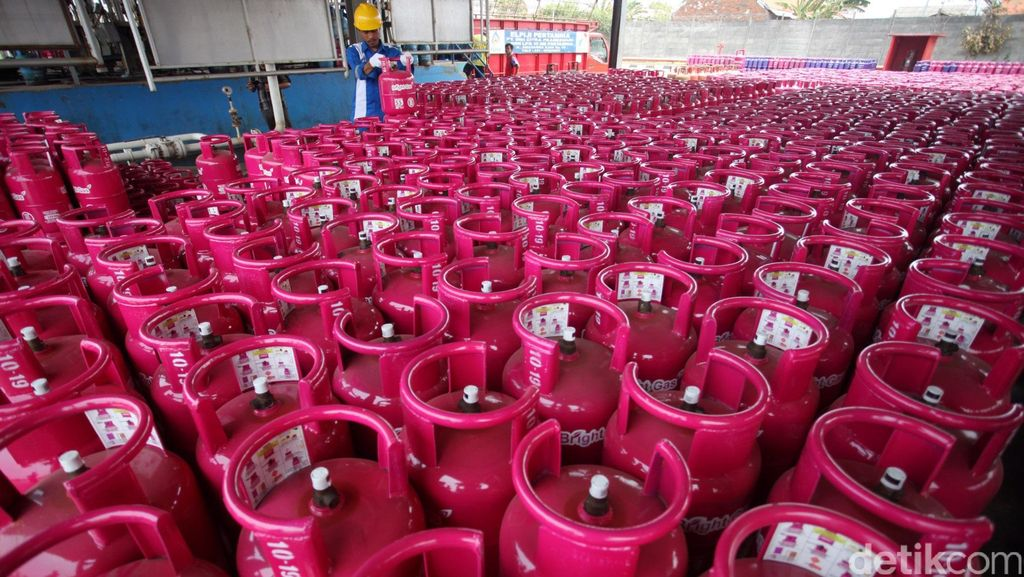 Pertamina Uji Pasar 5.000 Tabung Elpiji 3 Kg Non Subsidi