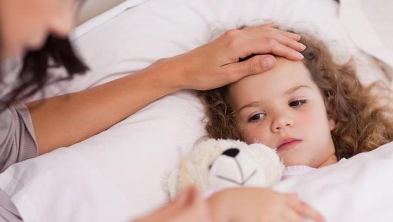 Ilustrasi anak sakit leukemia seperti anak Denada/ Foto: thinkstock