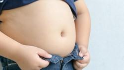 Beragam Penyakit Mengintai Anak Gemuk, Hipertensi hingga Depresi